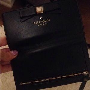 Black bow tie wallet -pre love ❤️